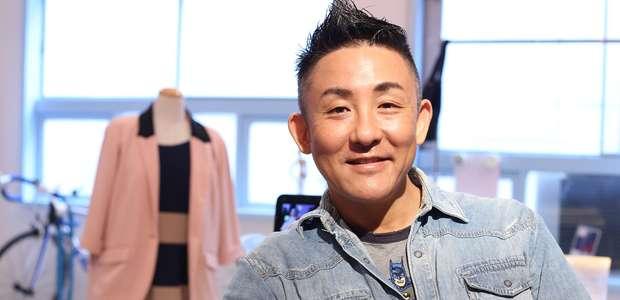 Estilista brasileiro ganha fama no Japão com moda plus size