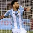 Argentina vence Chile com 'cara' de Bauza e gol de Messi