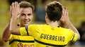 Borussia bate Monaco e é líder; Atlético de Madrid só empata