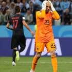 """Mourinho sobre Caballero: """"ele ou eu no gol dá na mesma"""""""