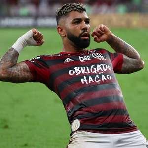 Flamengo atropela o Avaí na despedida do Maracanã em 2019