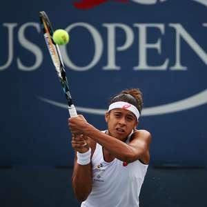 Teliana é eliminada do US Open por russa na 1ª rodada