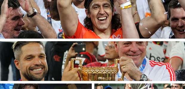 Confira os campeões estaduais do Brasil em 2019