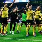"Borussia reage, empata no fim e ""rouba"" 1º lugar do Real"