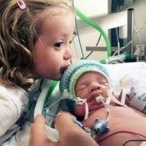 Bebê ressuscita após morte cerebral e terá Natal em família