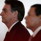 Bolsonaro não quer Mourão como vice na disputa por reeleição