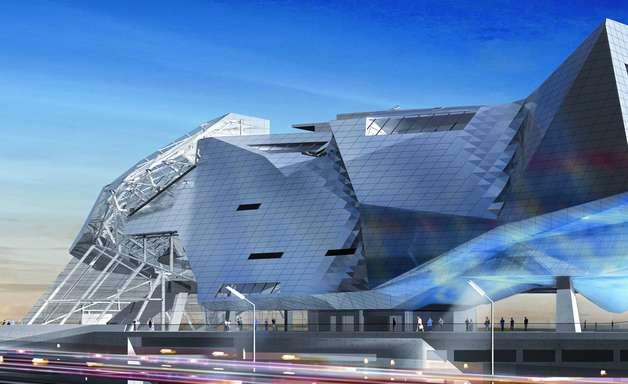 Arquitetos de renome vão inaugurar prédios 'malucos' em 2014