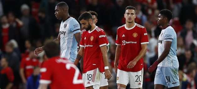 Ex-Fluminense marca, e West Ham elimina o Manchester United