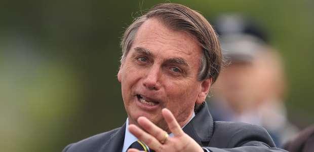 """""""Não preciso fritar ministro para demitir"""", diz Bolsonaro"""