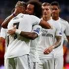 Atual campeão, Real Madrid bate Roma na estreia; CSKA empata
