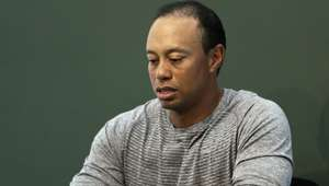 La foto de Tiger Woods en la cárcel