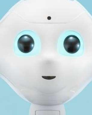 Robô usa inteligência artificial para entender emoções