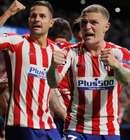 Atlético reage após levar 2 a 0 e busca empate com Juventus