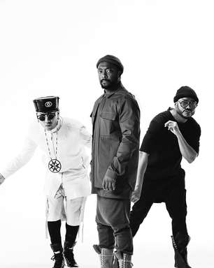 Black Eyed Peas: de volta às origens e shows no Rock in Rio