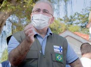 Brasil recebe 1,5 milhão de doses da vacina da Janssen