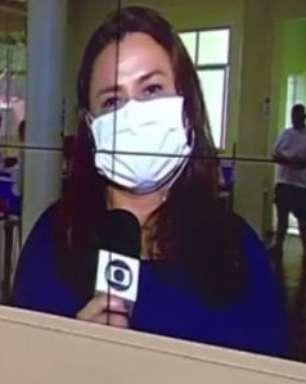 Repórter da Globo pede demissão ao vivo e surpreende âncora
