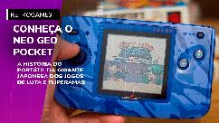 Conheçam o Neo Geo Pocket Color, o portátil da SNK