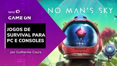 GameON Noob: Jogos de survival para PC e consoles