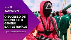 O sucesso de Round 6 e o gênero Battle Royale
