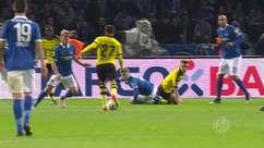 FUTEBOL: DFB Pokal: No Túnel do Tempo: Borússia domina Herta e vai para a final