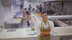 O chef premiado que valoriza peixes considerados menos nobres