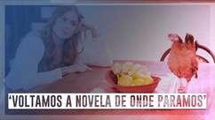 Deborah Secco fala sobre a volta da novela 'Salve-se Quem Puder'