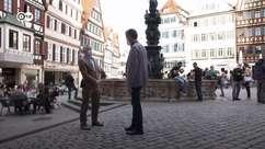 Cidade alemã abre comércio em projeto-piloto na pandemia
