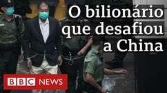Os últimos dias de Jimmy Lai, o bilionário de Hong Kong que desafiou a China