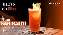 2 ingredientes fazem um clássico! Aprenda a fazer o Garibaldi!