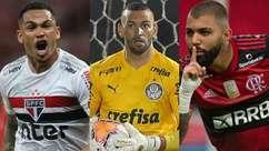 Os clubes do Brasil com maior receita em 2020