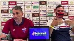 FORTALEZA: Vojvoda já projeta semi do Estadual e quer time com concentração e inteligência diante do Atlético-CE