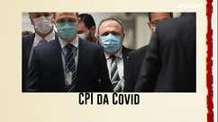 Na CPI da Covid, Pazuello faz ao menos dez alegações enganosas sobre cloroquina, testes e vacinas