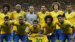 Veja por onde andam os jogadores da Seleção Brasileira da Copa de 2014