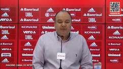 """INTERNACIONAL: Caiu! Vice de futebol oficializa demissão de Miguel Ángel Ramírez: """"encontramos uma solução em conjunto para sua saída"""""""
