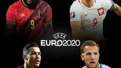 Veja os 15 principais candidatos à artilharia da Eurocopa