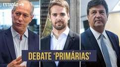 Ciro Gomes, Eduardo Leite e Mandetta defendem reformas para retomada do crescimento