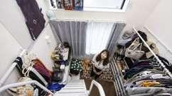 A vida nos microapartamentos de 9 m² em Tóquio