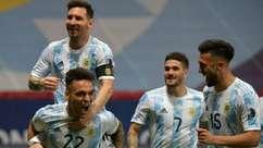 Argentina encerrou jejum! Lembre todas as frustrações da Albiceleste durante o período de 28 anos