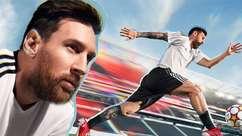 Nova chuteira de Lionel Messi é lançada