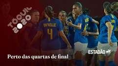 Seleção feminina de futebol empata com a Holanda