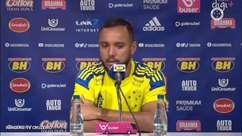 CRUZEIRO: Felipe Augusto reforça que time está criando chances para marcar e que apenas treinamentos vão ajudar a melhorar