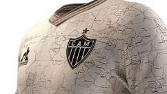 Confira camisas de clubes desenhadas por torcedores