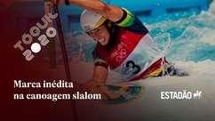 Ana Sátila acaba sem medalha, mas é primeira brasileira a chegar na final da canoagem