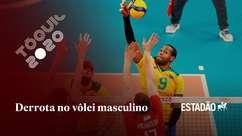 Brasil perde para russos no vôlei masculino