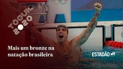Bruno Fratus é bronze nos 50m livre da natação