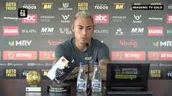 """ATLÉTICO-MG: Vargas comemora retorno aos gramados com gol e assistência após se recuperar da Covid-19, mas lamenta expulsão: """"Fico meio triste"""""""