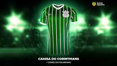 E se as camisas dos clubes da Série A tivessem as cores do rival?