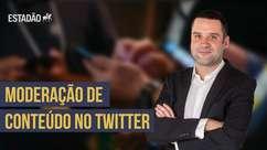 """""""O Twitter tem um conjunto de regras para manter um ambiente saudável de conversa"""", diz Gallo"""