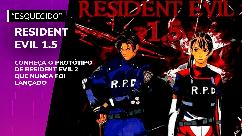 """Conheça Resident Evil 1.5 - o jogo """"perdido"""" da série"""