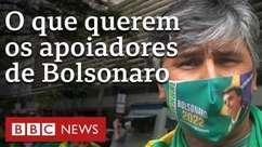 De voto impresso a afastamento no STF, o que pedem os manifestantes pró-Bolsonaro